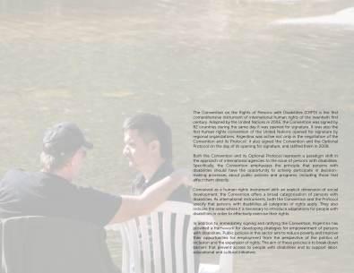 Booklet Design: Rocio Valenzuela (page 1)