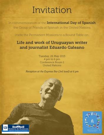 Invitation Design: Rocio Valenzuela